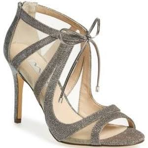 Nina Shoes Cherie Silver Metallic