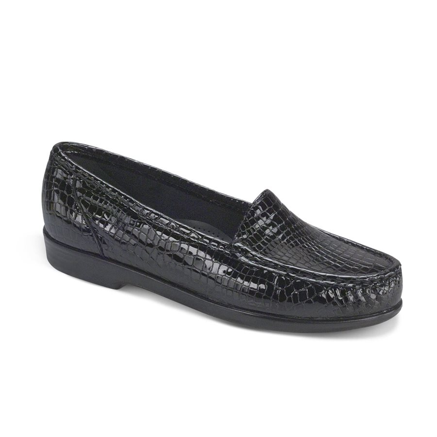SAS Simplify in Black Croc