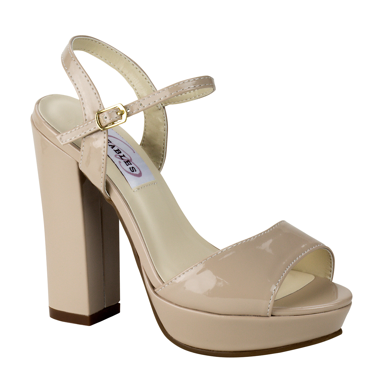 Dyeables Whitta Nude Patent