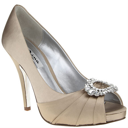 Nina Shoes Elvira Champagne