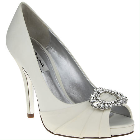 Nina Shoes Elvira Ivory