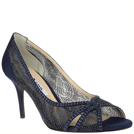 Nina Shoes Fresh New Navy Luster