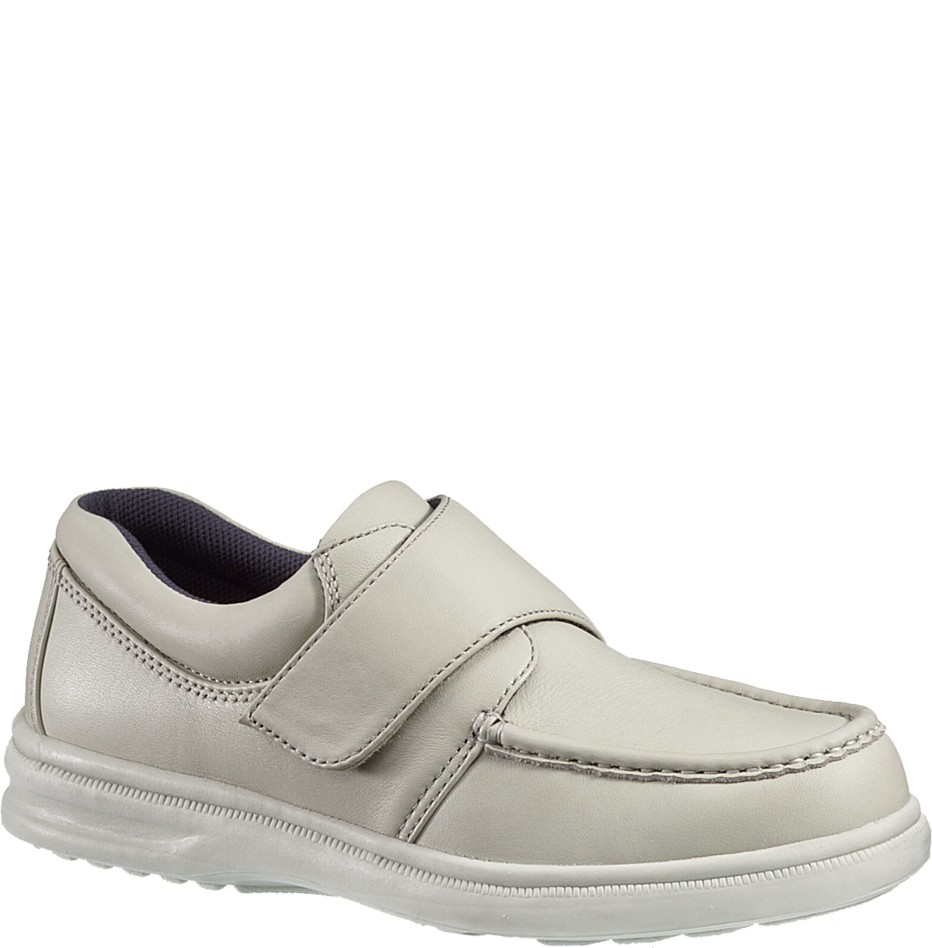 Hush Puppies Gil Sport White