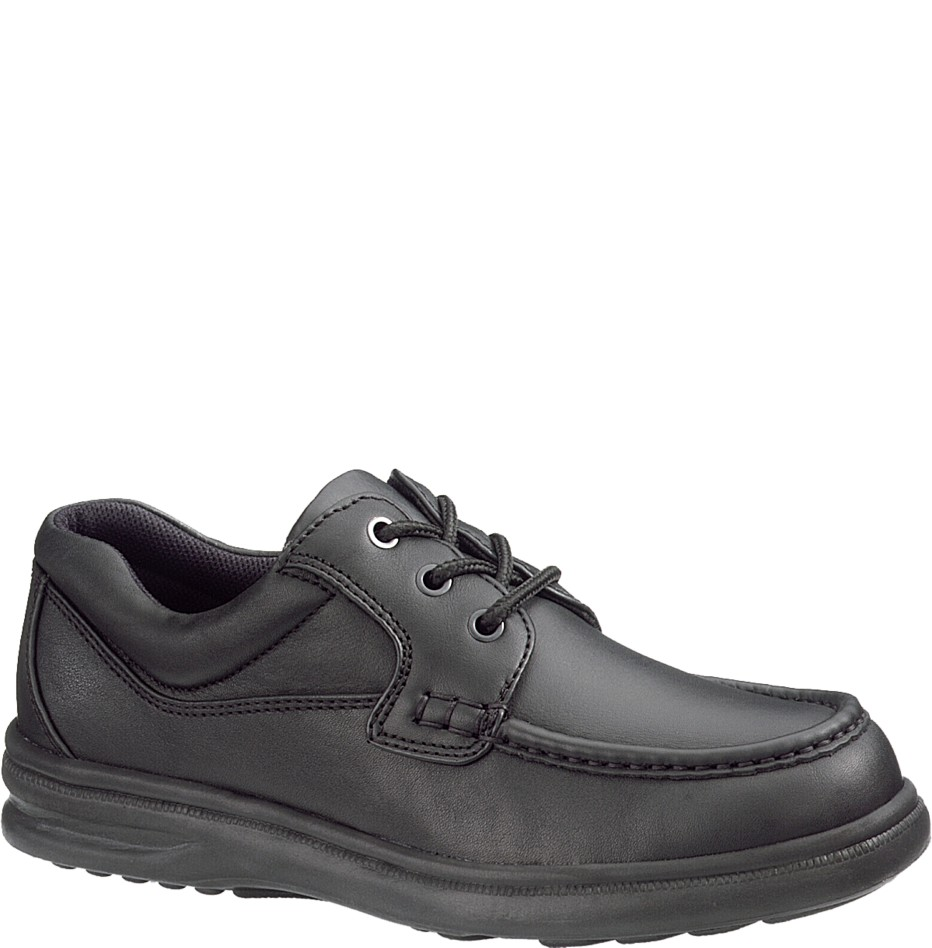 Hush Puppies Gus Black