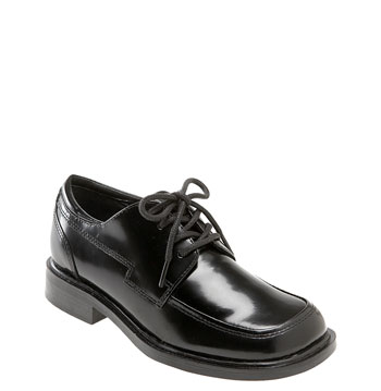 Kenneth Cole Reaction Kid Club Black Leather