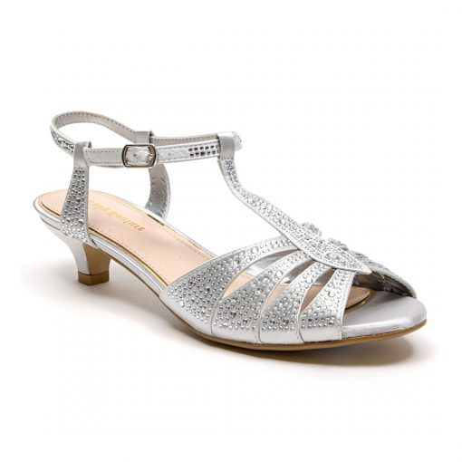 Lady Couture Betty Silver
