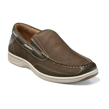 Florsheim Lakeside Slip On Brown