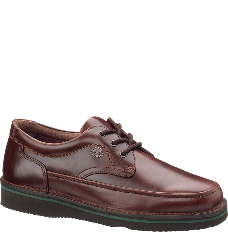 Hush Puppies Mall Walker Antique Brown