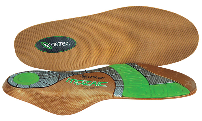 Aetrex Customizable Orthotics - L2405™ Men's Orthotics