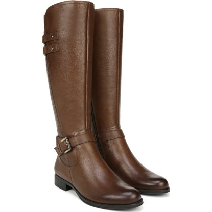 Naturalizer Jackie Cinnamon Brown Leather