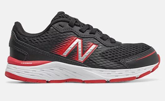 New Balance Boys Lace
