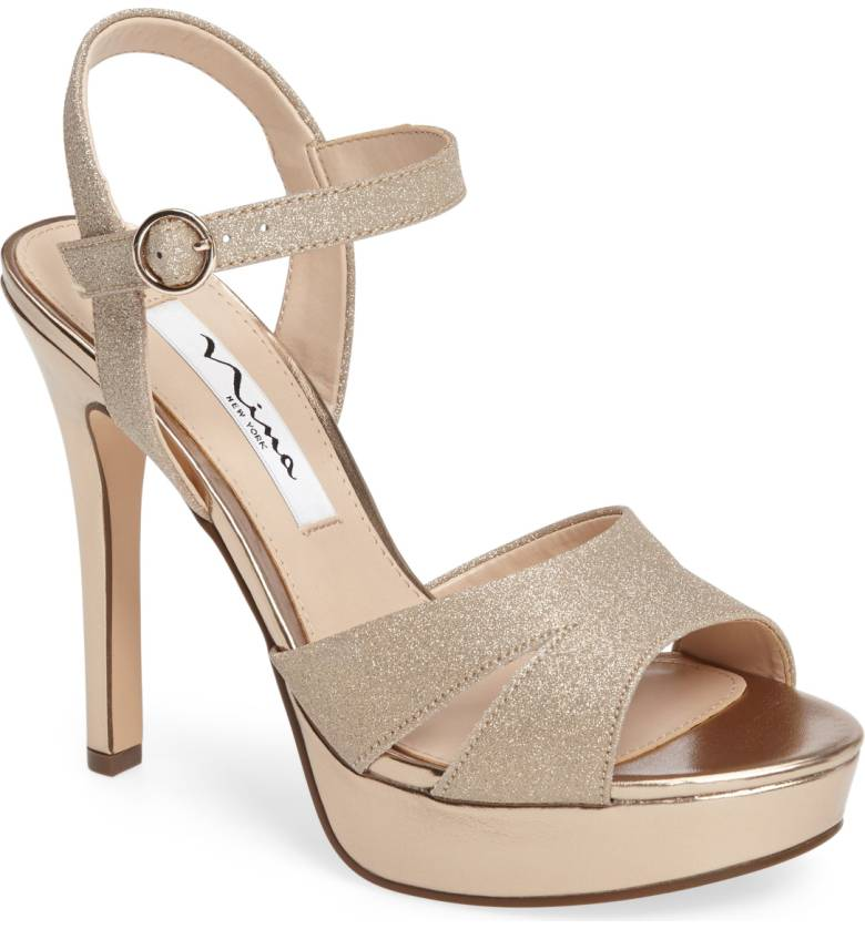 Nina Shoes Shara Gold