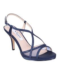 Nina Shoes Blossom Navy