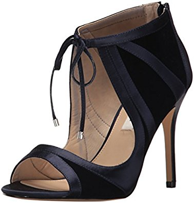 Nina Shoes Cherie Black Velvet