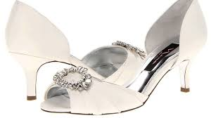 Nina Shoes Crystah Ivory