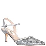 Nina Shoes Buena Pewter