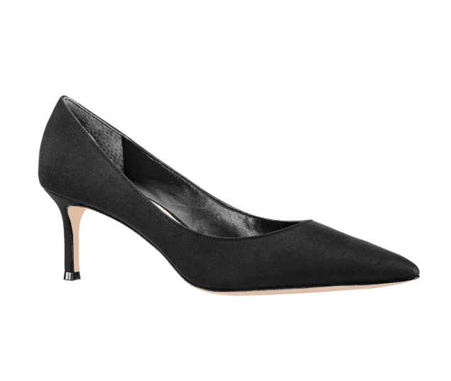 Nina Shoes Stacey Black