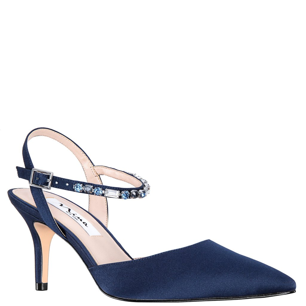 Nina Shoes Tonya Navy