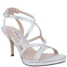 Nina Shoes Varsha Silver