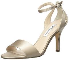 Nina Shoes Venetia Champagne