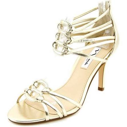 Nina Shoes Vetta Gold