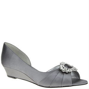 Nina Shoes Rivka Metal Dust Satin
