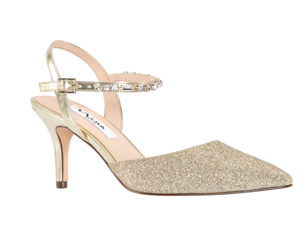 Nina Shoes Tonya Champagne