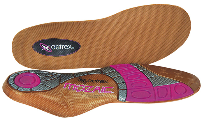 Aetrex Customizable Orthotics - L2400™ Women's Orthotics